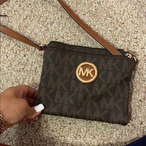 Michael Kory shoulder bag